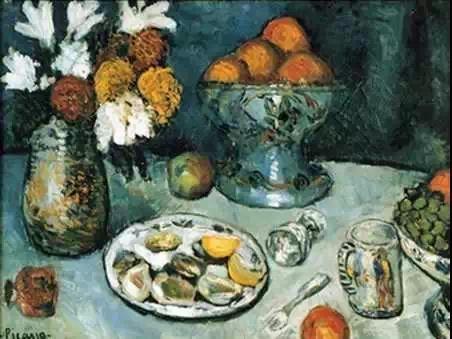 毕加索16岁时期作品