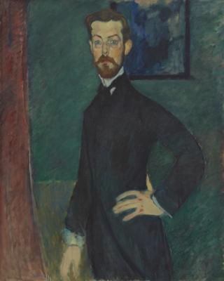 《保罗 亚历山大医生肖像》