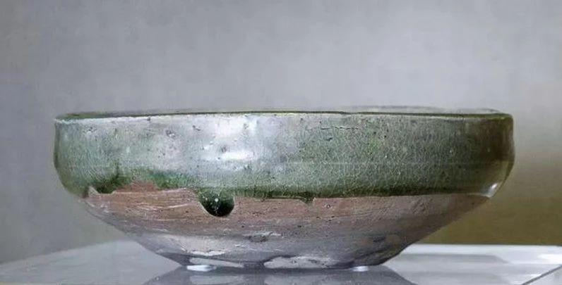 唐 青釉钵