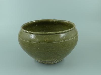 霞涧窑青釉钵