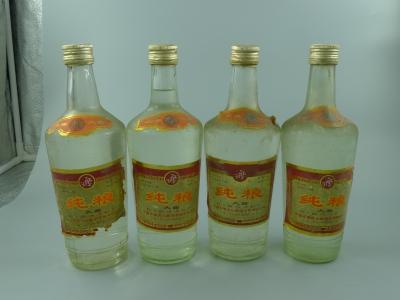 纯粮大曲4瓶