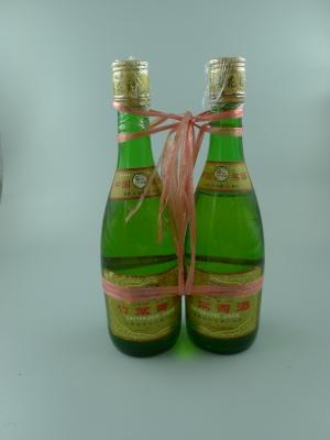 竹叶青酒2瓶