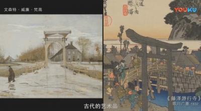 梵高也热爱东方绘画?原来他不仅喜欢临摹汉字,还痴迷过这些!