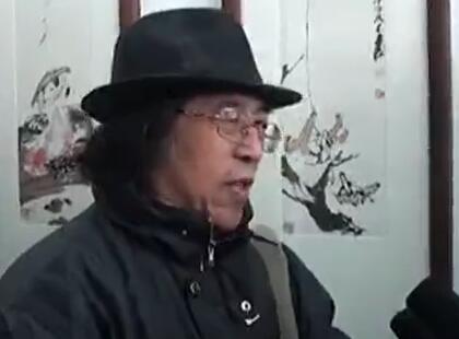 著名画家王涛:坦然面对艺术市场
