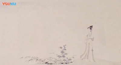 明代张灵绘画《招仙图》动画赏析