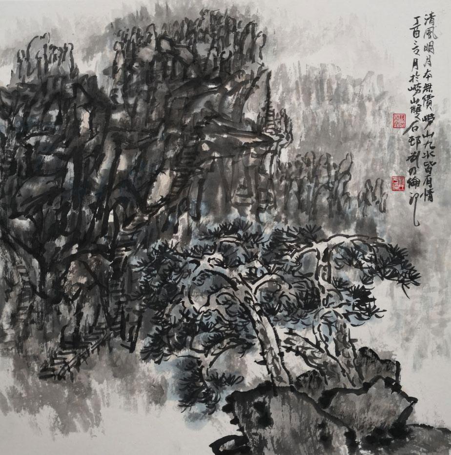 刘乃伦作品之一 (13)