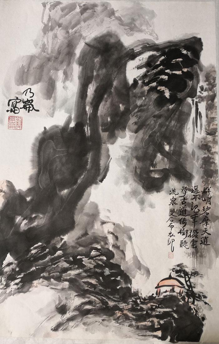 刘乃伦作品之一 (21)