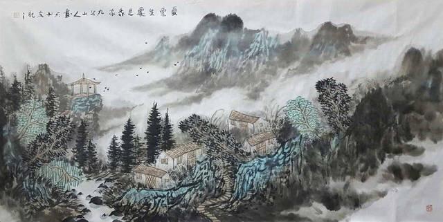 刘国恩作品之一 (2)