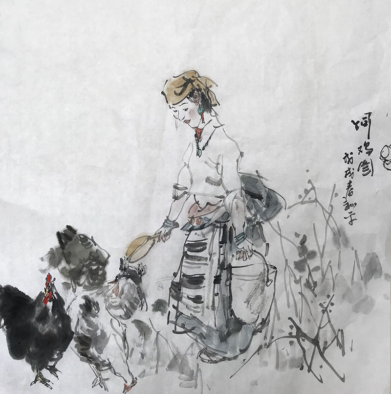 徐新平作品之一 (2)