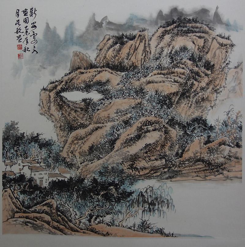吴军航作品之一(10)