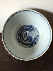 明代青花瓷碗