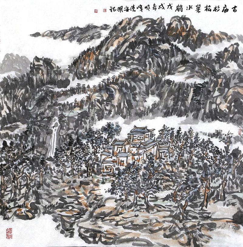 陈安明作品之一(27)